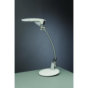 Ayako, stolná lampa, biela, 7W, LED