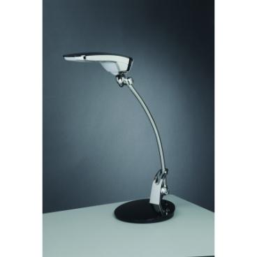 Ayako, stolná lampa, čierna, 7W, LED