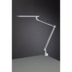 Stolná lampa Tamie Exarm NASLI, biela, 12W, LED