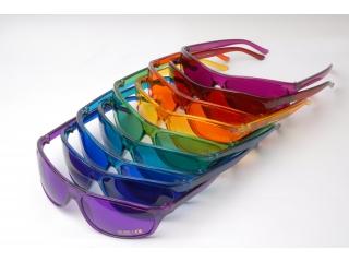 Farebné okuliare